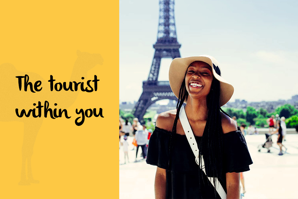 The Tourist Within You